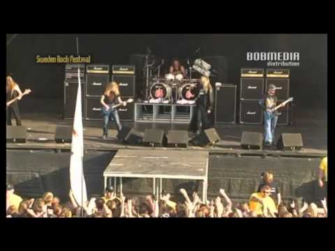 Saxon - And The Band Played On (Live Sweden Rock)