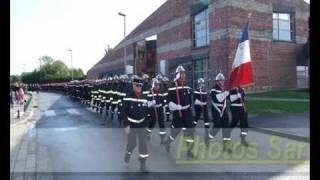 congrés Sapeurs Pompiers SDIS 59 Bourbourg 16 10 2010.wmv