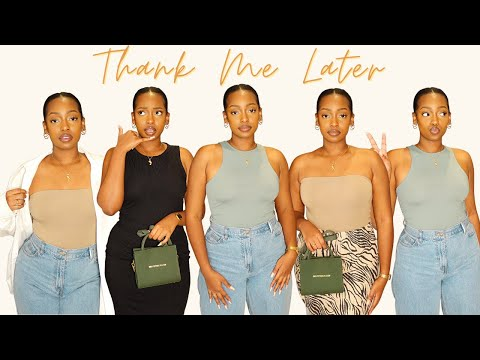7 Outfit Essentials To Look BOUGIE & EXPENSIVE (+ Styling Tips) | ft. Dossier | cheymuv