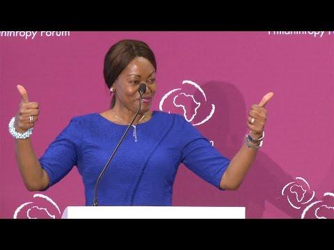 Special Announcement by Tsitsi Masiyiwa | #APF15