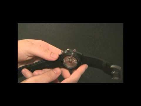 Maurice de Mauriac Zurich Chronograph Modern Carbon Fiber 45mm Watch Review