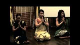 Jakarta Ashtanga Yoga Shala 2nd Anniversary & Diwali , November 2012