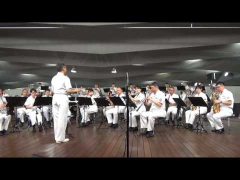 GUNKAN March - Japanese Navy Band