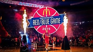 2015 Arizona Basketball Red/Blue Experience