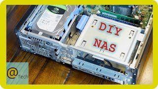 Building a $50 DIY Synology NAS!