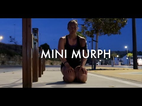 Mini Murph: CrossFit workout for beginners