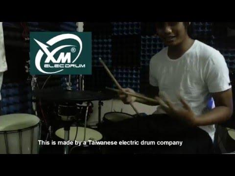 XM-T5SR Electric Drum (XM Edrum Company) Review