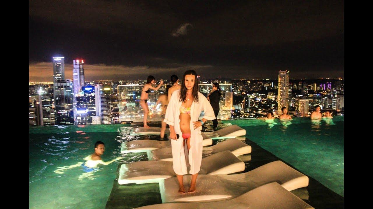 А еще я в Сингапуре летом была/ Отдых в Сингапуре Марина Бэй