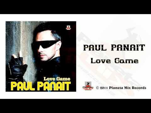 Paul Panait - Love Game (Radio Edit)