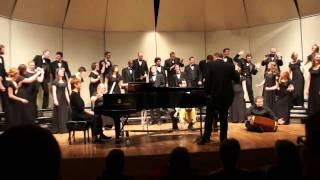 Oakland Chorale singing A R Rahman