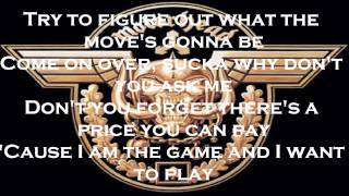 The Game (Motorhead karaoke) .wmv