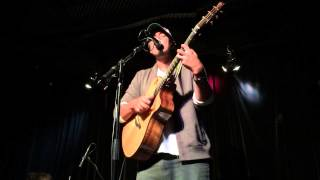 "Justin Young ""Leaving On A Jet Plane"" Live in San Diego"