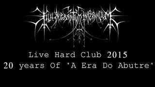 """FILII NIGRANTIUM INFERNALIUM - """"Rancor"""" Live Hard Club 2015"""