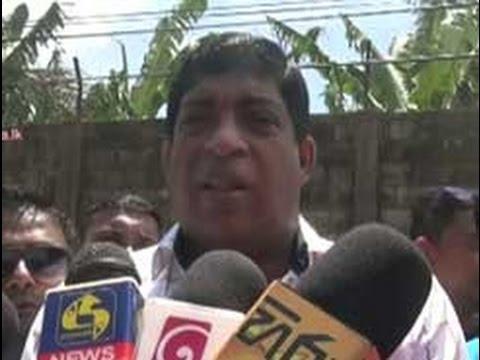 Finance Minister makes a request to Sri Lankan Judiciary