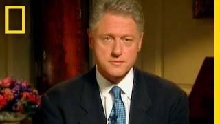 The Clinton Lewinsky Scandal | National Geographic