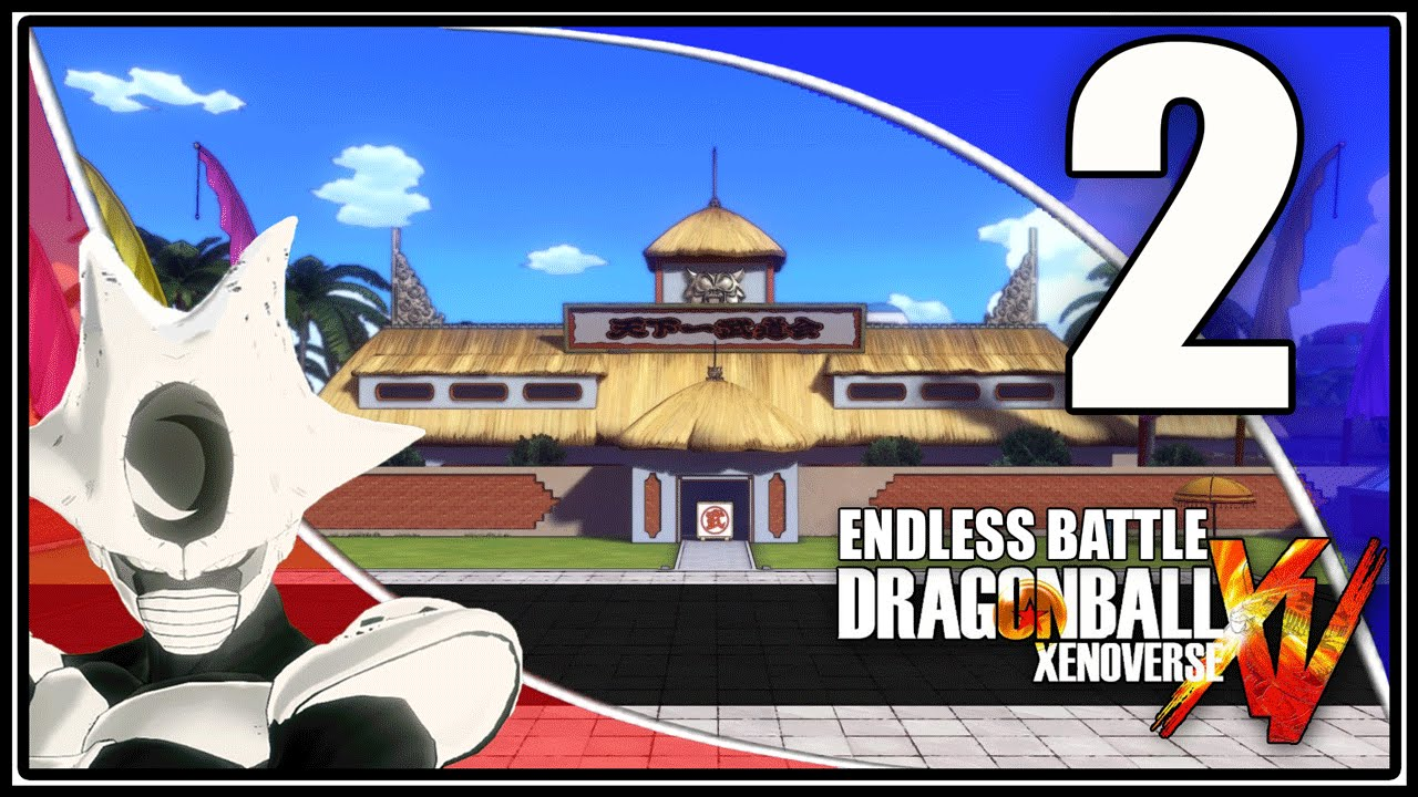 Dragon Ball Xenoverse Endless Battle 2 Frieza Race Cac 1080p60 Youtube