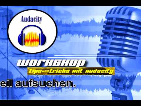 Audacity Workshop