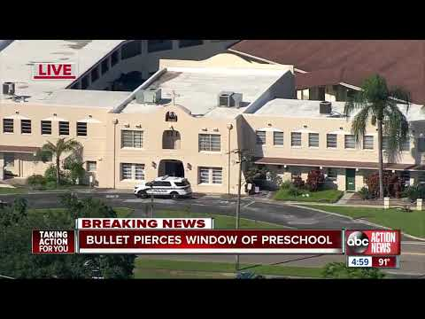 Anjali Queen B - Police Investigating Bullet Fired into St. Pete Preschool Classroom