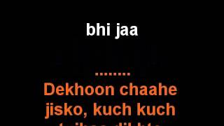 Video Aa bhi ja, aa bhi ja Karaoke song download MP3, 3GP, MP4, WEBM, AVI, FLV Agustus 2018