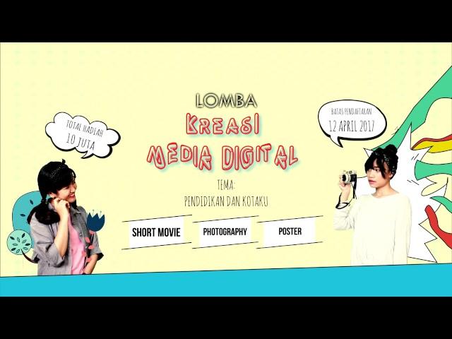 Lomba Kreasi Media Digital