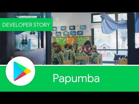 Android Developer Story: Papumba grows...