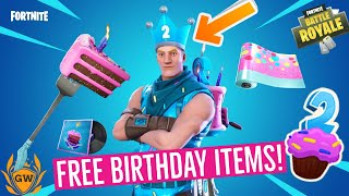 EVERYTHING you need to know about the Fortnite Birthday Event 2019 Challenges and FREE rewards!