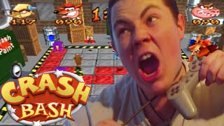 Crash Bash Review by Square Eyed Jak