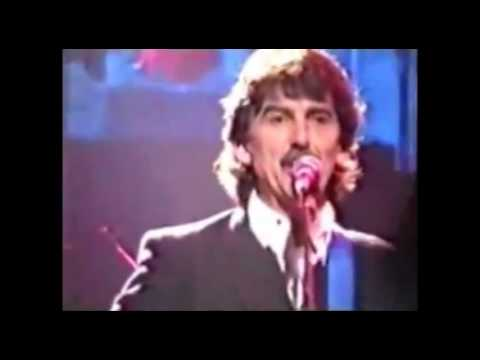 GEORGE HARRISON & GARY MOORE - WHILE MY GUITAR GENTLY WEEPS