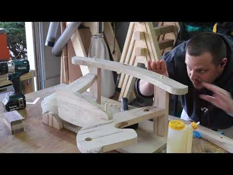 Chris Makes - A Rocking Horse