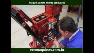 Eco Brava Vídeo Troca de Matriz Tijolo Modular Intermediário Vídeo 01