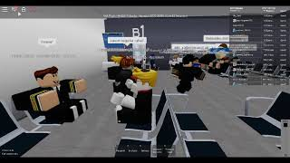 Roblox All Nippon Airways Flight Part 1