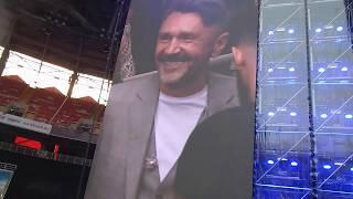 Сергей Шнуров и Группировка Ленинград LIVE Концерт, Москва  14.06.2019 Открытие Арена