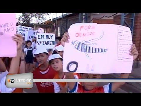 Rio Preto: Secretaria de Saúde realiza ações após casos confirmados de dengue