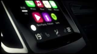 Volvo Cars Presents Apple CarPlay