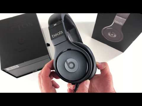 "Retro Unboxing: 2011 Beats Pro ""Detox"" Limited Edition Beats By Dr. Dre"