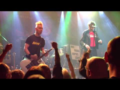 Ne Luumäet - Get Out Tour - Tavastia 2012