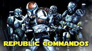 Die Geschichte der REPUBLIC COMMANDOS [Legends]