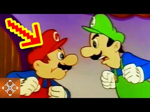 10 Times Mario and Luigi Were Enemies