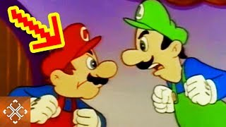 10 Times Mario and Luigi Were Enemies