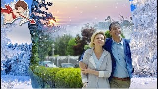 Александр Никитин и Юлия Меньшова. День Святого Валентина