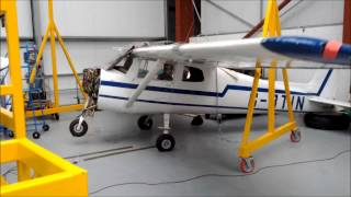 Cessna 150 Failed Drop Test