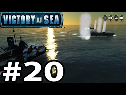 Let`s Play Victory At Sea Pacific Campaign Gameplay Part 20