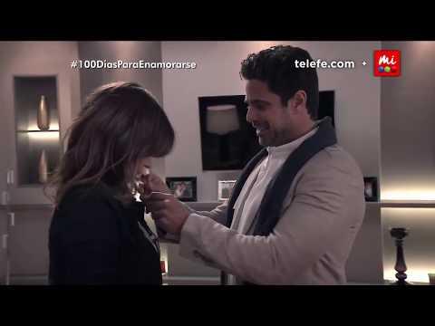 Los recuerdos entre Antonia y Diego aumentan la tensión - 100 Días Para Enamorarse