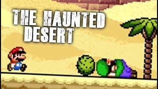 WILL MARIO SAVE LUIGI FROM THE HAUNTED DESERT?!?!