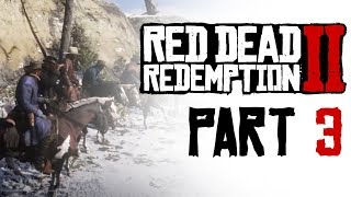 RED DEAD REDEMPTION 2 #3 - WORST HUNTER EVER | PS4 Gameplay