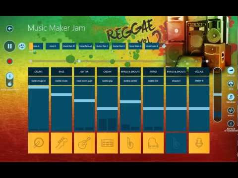 Music Maker Jam Reggae Roots