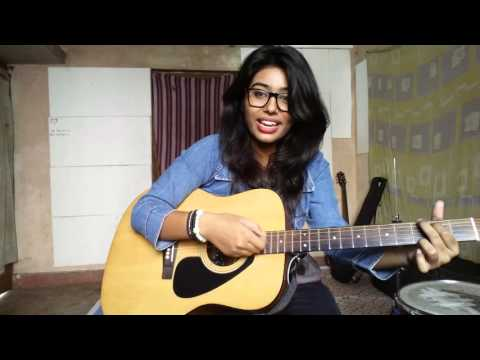 Yahin Hoon Main Cover By Monika | Ayushmann Khurra
