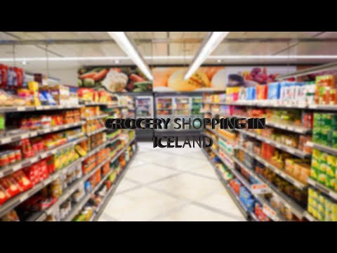 Iceland supermarket kronan prices | hindi vlog | Indian solo