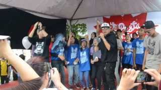 Repeat youtube video HAVOC-Joe Flizzow-Pesta Chow Kit Kita 2013