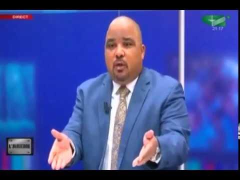 L 'ARENE du 05 JUIN 2016 AVEC JOSHUA OSIH  sur Canal 2 International
